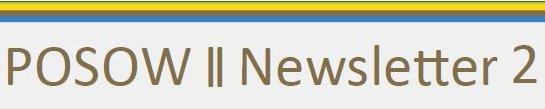 POSOW II Banner Newsletter 2