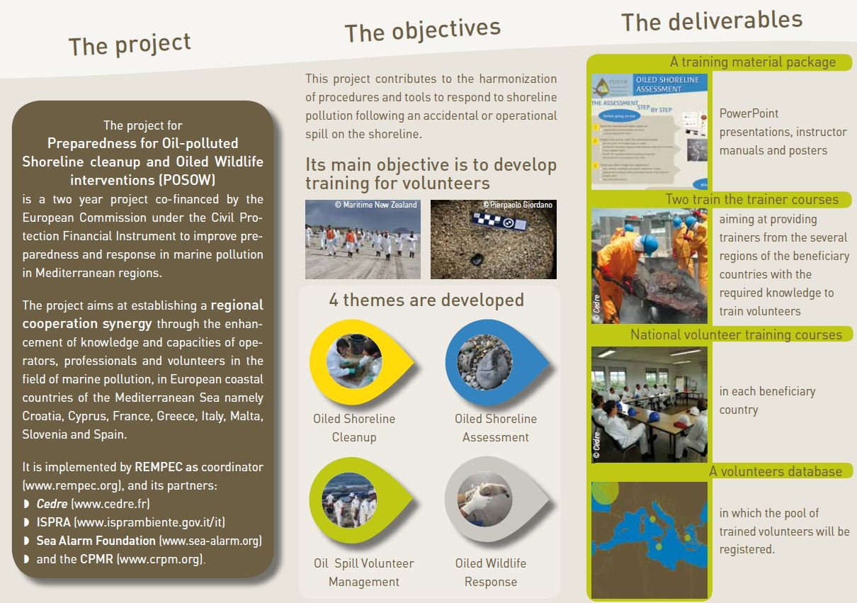 Presentation leaflet of the project now available!