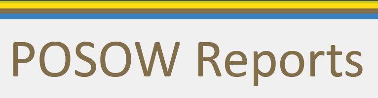 Posow reports