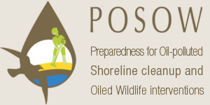 Preparedness for Oil-polluted Shoreline clean-up and Oiled Wildlife interventions – POSOW